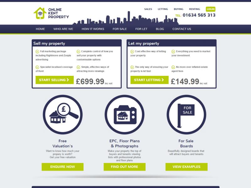 Online Kent Property