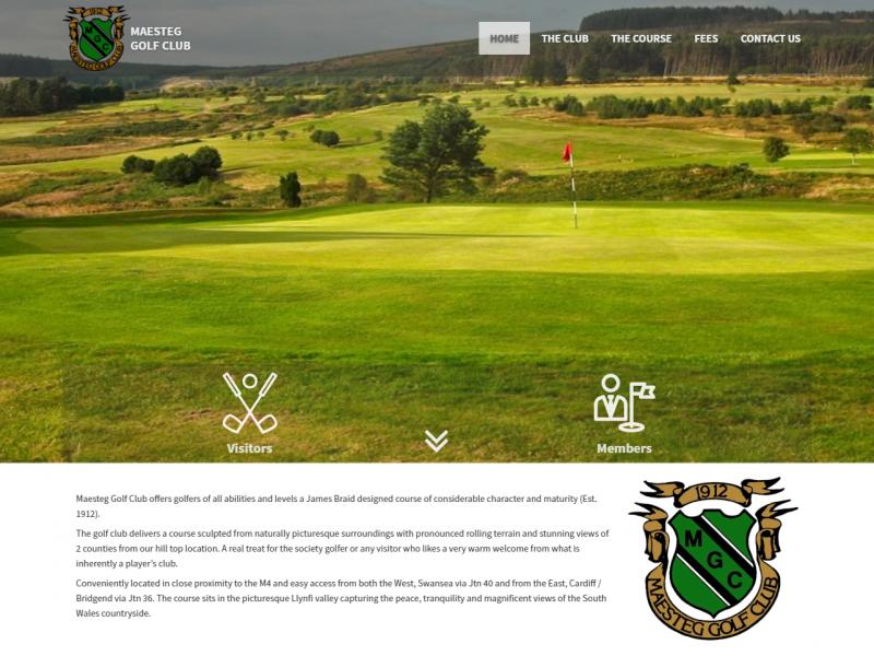 Maesteg Golf Club