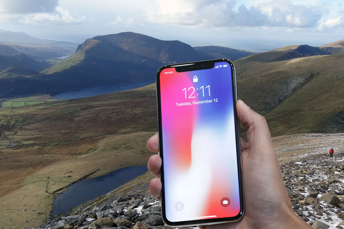 Welsh business telecoms provider welcomes iPhoneX – along with better mobile speeds for rural Wales
