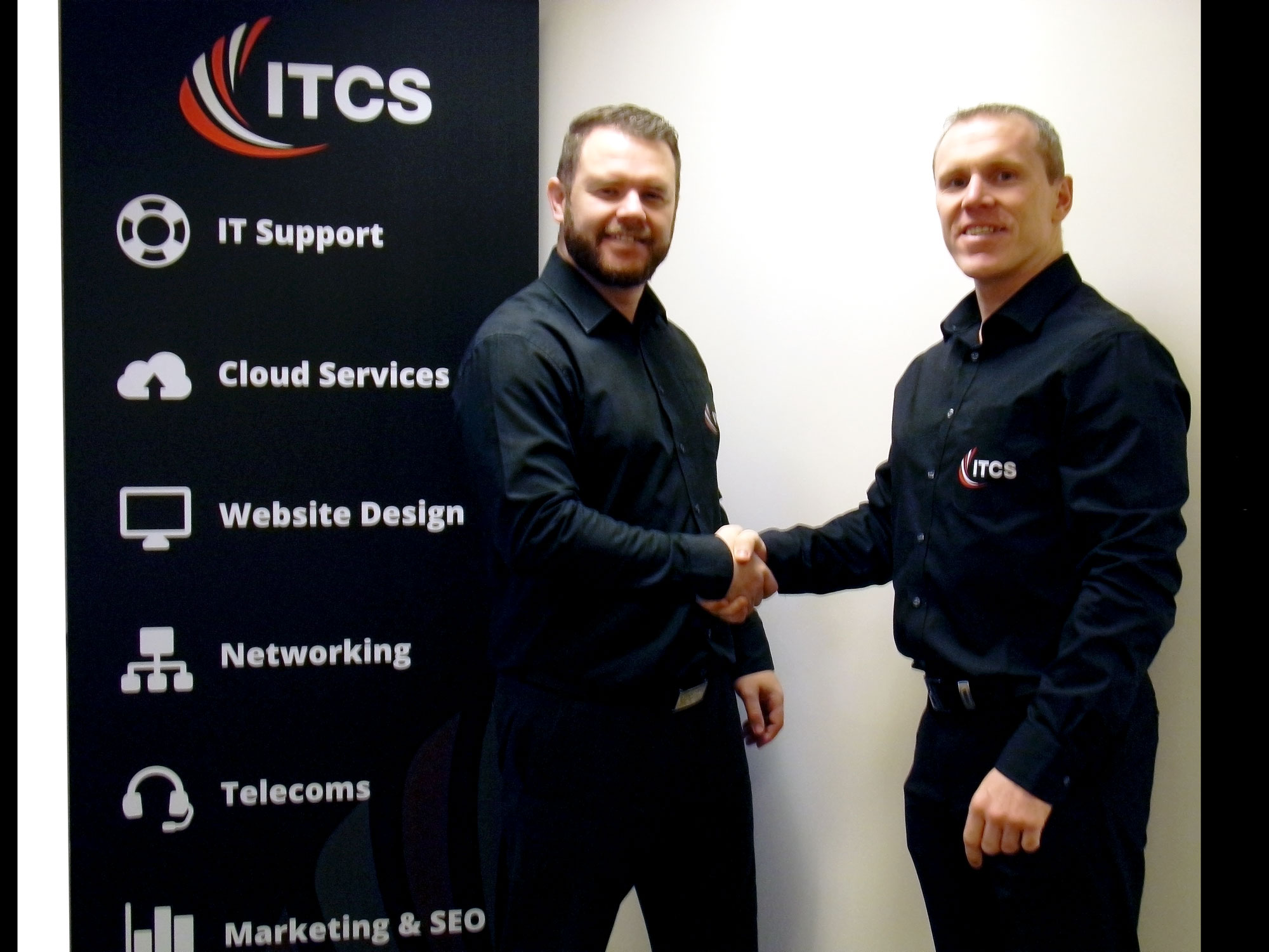 ITCS celebrates a successful 2017 with appointment of new Operations Director