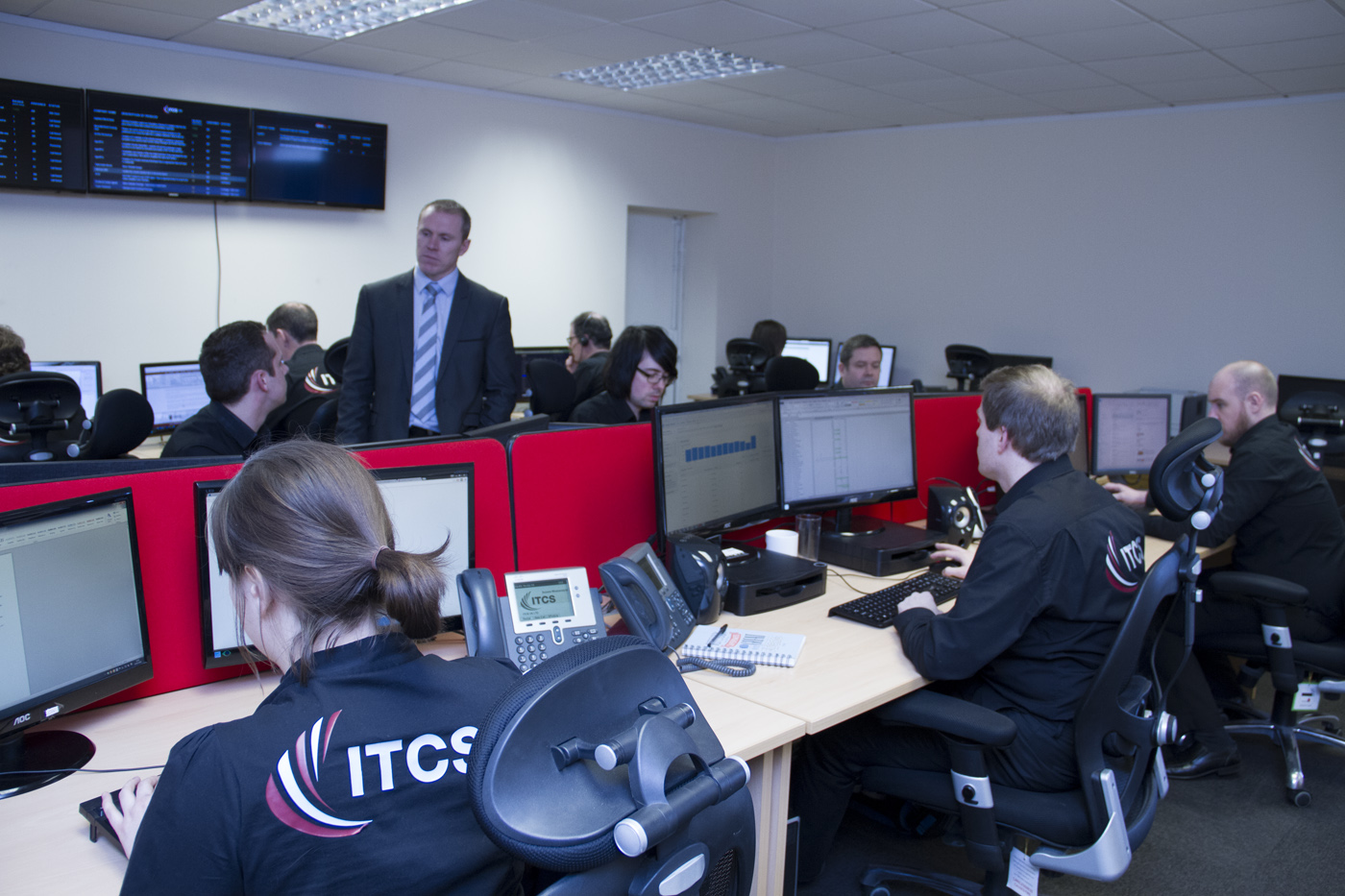 Business IT Support centre