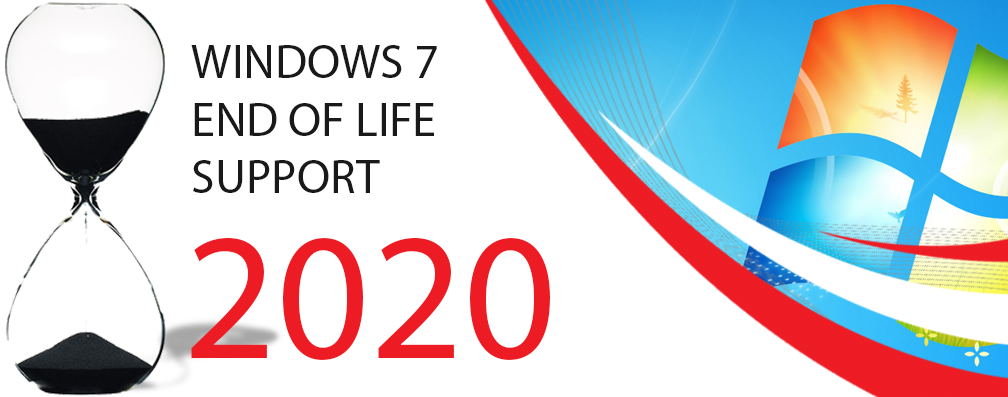Windows 7 End of Life Support: January 2020